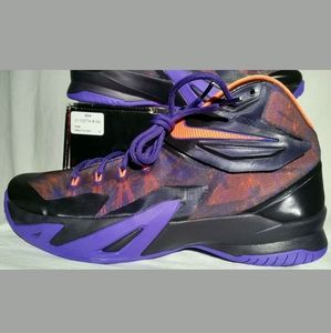 Nike Zoom LeBron James Soldier VIII 8 Premium